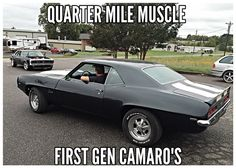 Classic Camaro Restoration NC by Quarter Mile Muscle Inc. Here we have two Big Block Camaro's out for some fresh air. Contact QMM with your Classic Car project today. (704)664-9544 or www.quartermilemuscle.com