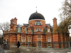 Royal Observatory Greenwich by Timitrius, via Flickr