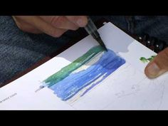 John Muir Laws on Watercolor Basics (6 of 9)