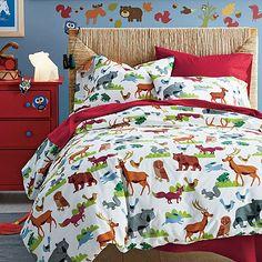 Sierra Percale Kids Sheets & Bedding Set | Company Kids