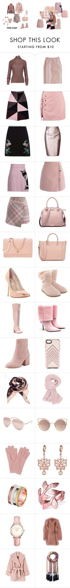 Designer Clothes, Shoes & Bags for Women Florence Bridge, Msgm, Dune, Pretty In Pink, Boohoo, Chanel, Shoe Bag, Polyvore, Stuff To Buy