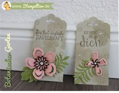 botanical blooms stampin up - Google Search