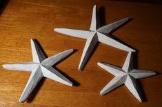 3 Wooden Beach Weathered White Wood Nautical Starfish Coastal Home Decor Set NEW #BambooSource #beachdecor #beachhomedecor #nauticaldecor #nautical #coastal #coastaldecor #starfish