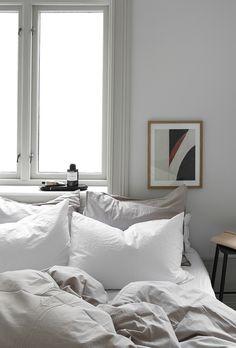 Bedroom Inspiration - 14 idéer til dit soveværelse - TRINES ...