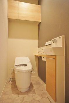 Natural Interior, Osaka, Toilet, Room, Houses, Bedroom, Flush Toilet, Toilets, Rooms