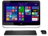 "Computador All in One HP Pavilion 23-p100br - Intel Core i5 8GB 1TB Windows 8.1 Tela 23"" Touch"