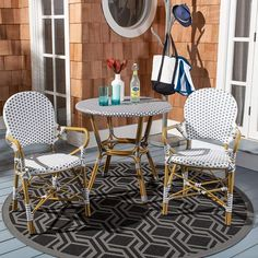 100+ Wicker Dining Chairs! Discover the best wicker patio dining chairs and indoor wicker dining chairs for sale. We have chairs in white, brown, black, grey, and more colors as well. Wicker Dining Chairs, Dining Arm Chair, Patio Chairs, Side Chair, Rattan, Indoor Outdoor, Outdoor Living, French Bistro Chairs, Outdoor Armchair