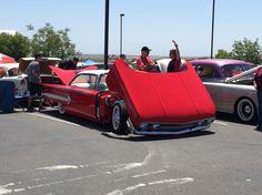 Third Annual Live On, Drive On Car Show. ElDorado Hills, CA.