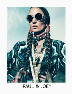 Tribal Teen Pictorials : Lost Rebels Editorial by Danny Nguyen