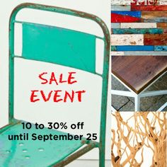 It's that time of the year again!  Save 10-30% off store-wide!  www.zenporium.com  #shoponline #storewidesale #getitwhileitlasts #rusticfurniture #recalimedwoodfurniture #salvagedwoodfurniture #coffeetables #benches #sidetables #petrifiedwood #desks #InteriorDesign #rusticdecor #solidwood #furniture #guiltfreewood #sustainabledesign #greenliving #woodporn #Zenporium #sale Petrified Wood, Sustainable Design, Rustic Furniture, Desks, Benches, Rustic Decor, Solid Wood, Events, Interior Design
