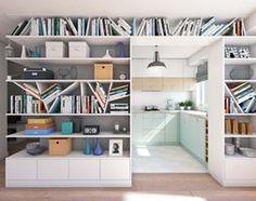 Zdjęcie: Salon styl Skandynawski - homebook