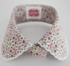 yeye peter pan collar. next project for sure!