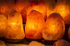 #Himalayan #Salt #Lamps are beautiful home decorations, but they provide more benefits than just light... http://wellnessmama.com/23569/himalayan-salt-lamp-benefits/