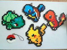 badge pokemon iron on bead - Recherche Google
