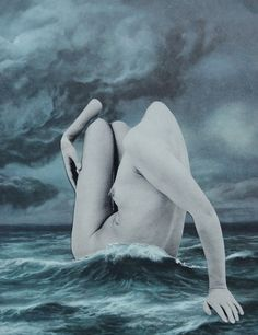 Inspiring! Enjoy the beautiful surreal collages by the German artist Dennis Busch.