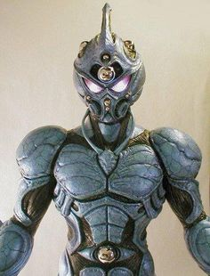 I found 'Guyver I Costume' on Wish, check it out!
