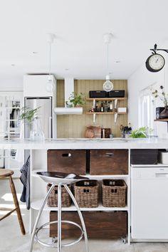 El blog de Laücreativa: DECO: Una preciosa casa danesa