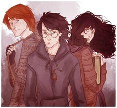 Fanart of Harry Potter... epic!