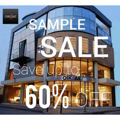 Προσφορές επίπλων. Έως και 60% σε εκθεσιακά δείγματα.             Annual Showroom Sample Sales up to 60%  Oikade Home Design  #sales #samples #showroom #epipla #prosfores_epiplon #prosfores #ekptoseis #liquidation #designoffers #offers #specialoffers #athenssales #athens #athensshopping #athensgreece #ilion #peristeri #oikade_home_design #διακόσμηση #επιπλα #στρωματα #ίλιον #περιστερι #πετρούπολη #αθηνα #εκπτώσεις #προσφορές #έπιπλα #designinterior #interiors Interior S, Showroom, Broadway Shows