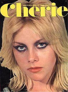Cherie Currie rock goddess