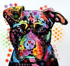 Shop for pitbull art from the world's greatest living artists. All pitbull artwork ships within 48 hours and includes a money-back guarantee. Choose your favorite pitbull designs and purchase them as wall art, home decor, phone cases, tote bags, and more! Pop Art, Dog Crafts, Pit Bull Love, Arte Pop, Diamond Art, Pitbull Terrier, Dogs Pitbull, Pet Portraits, Pitbulls