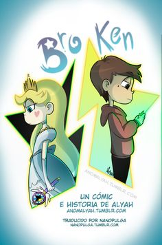 TRADUCCIÓN BROKEN ESPAÑOL [CÓMIC HECHO POR ANOMALYAH] [TRADUCIDO POR NANOPULGA]  STAR VS LAS FUERZAS DEL MAL STAR CONTRA LAS FUERZAS DEL MAL STAR VS THE FORCES OF EVIL