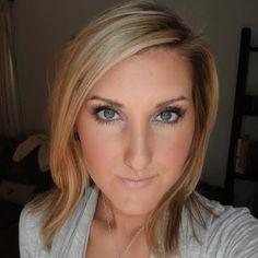 Sexy neutral fall makeup tutorial.