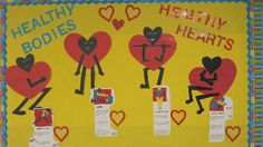Pec: bulletin boards for physical education Cafeteria Bulletin Boards, Health Bulletin Boards, Nurse Bulletin Board, February Bulletin Boards, Valentines Day Bulletin Board, Cafeteria Decor, Preschool Bulletin, Preschool Boards, Science Boards