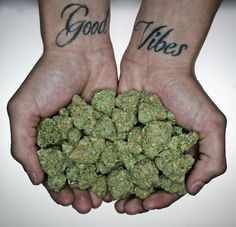 """nice tat. lol"" - take a bud and pass 'em on (at $10-15 per 5 finger baggies, but those days are far, far away) ~:^)>"