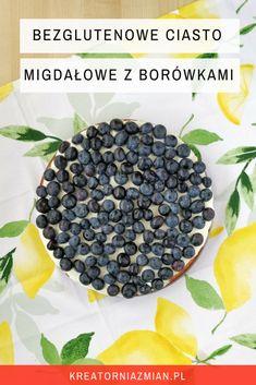 ciasto migdałowe Blueberry, Fruit, Food, Mascarpone, Berry, Essen, Meals, Yemek, Blueberries