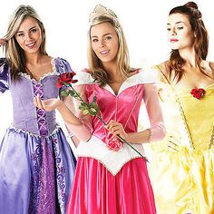 #Disney #princess ladies fancy dress #fairytale book week womens adults costumes ,  View more on the LINK: 	http://www.zeppy.io/product/gb/2/400709746218/