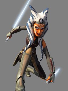 Ahsoka Tano Lives! This is her new character design for Star Wars Rebels!!! I can't wait for Season 2 now that she'll be in it as a reoccurring character!