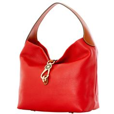 Dooney & Bourke | Winter Fashion    Red| Red Handbag | Red Accessory | Red Accessories | Red Purse | Fashion | Style