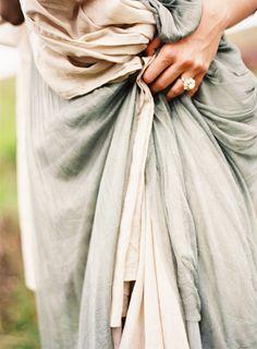 pretty dress fabric via @Jena Kittie Wed