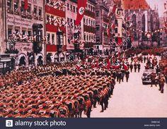 nazi germany in color - Google 検索