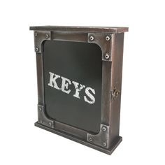 Vintage Wall Mount Key Holder