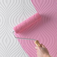 There's a lot of conflicting information online about whether painting over wallpaper is a good idea. Our guide will give you plenty of painting tips. Vinyl Wallpaper, Painting Over Wallpaper, Ios 11 Wallpaper, Paintable Wallpaper, Normal Wallpaper, Kitchen Wallpaper, Embossed Wallpaper, White Wallpaper, Textured Wallpaper