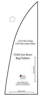 Crafty Gemini: Child Size Bean Bag Chair -DIY Video Tutorial