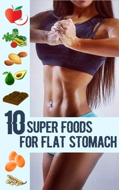 10-natural-foods-for-flat-stomach-fast