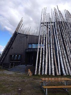 Restaurang 1000 Ramundberget | Murman Arkitekter