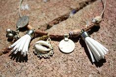Gypsy Wanderlust Trinket Necklace