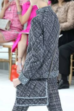 Chanel Fall 2014 Couture Collection - greyz are now.