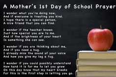 7 Best Quotes For Parents Images Teacher Qoutes Thoughts 1st Day