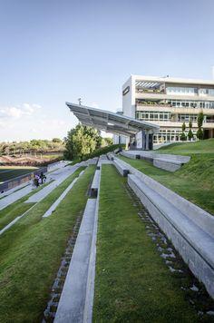 Gallery of Borregos Stadium / Arkylab + Mauricio Ruiz - 10