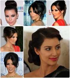 What Hairstyles Kim Kardashian to wear for Wonderful Appeal