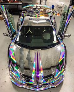 Rate This Diamond Lamborghini 1 to 100 - Cars - Exotic Sports Cars, Cool Sports Cars, Cool Cars, Lamborghini Photos, Lamborghini Cars, Supercars, Holographic Car, Carros Lamborghini, Top Luxury Cars