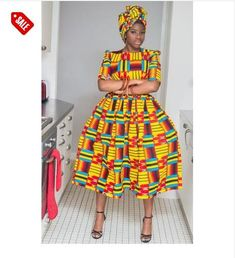 - Approx length of the dress is 42 inches- Cotton Estimated Delivery - 2 side pockets- Back Zipper Closure African Print Dresses, African Fashion Dresses, African Dress, African Attire, African Wear, African Women, Ankara Short Gown Styles, Kente Styles, Ghana Fashion
