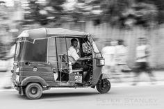 #tuktuk #bajaj in Dar es Salaam, Tanzania  www.photopoa.com © 2014 Peter Stanley