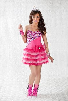 I want this to be my outfit for my next recital