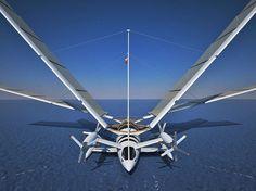 Octuri Flying Yacht
